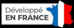 développé en France